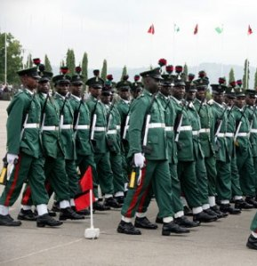 A DANGEROUS TREND IN THE NIGERIAN ARMY